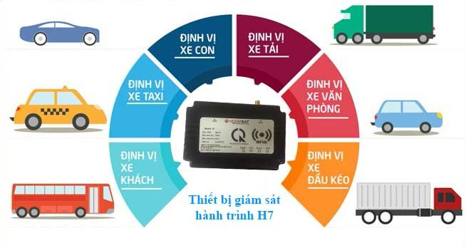 giám sát hành trình Vcomsat H7
